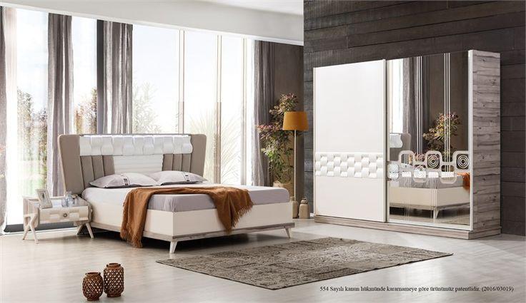 Emily Yatak Odası (Kampanyalı Fiyat)