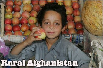 Life in Afghanistan