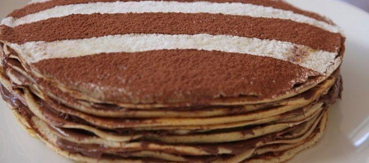 KREP PASTA, Yapabileceğiniz en pratik pasta, üstelik de pişirmeden... Enfes bir tada sahip olan bu pastayı mutlaka denemelisiniz. http://goo.gl/0AgSxA