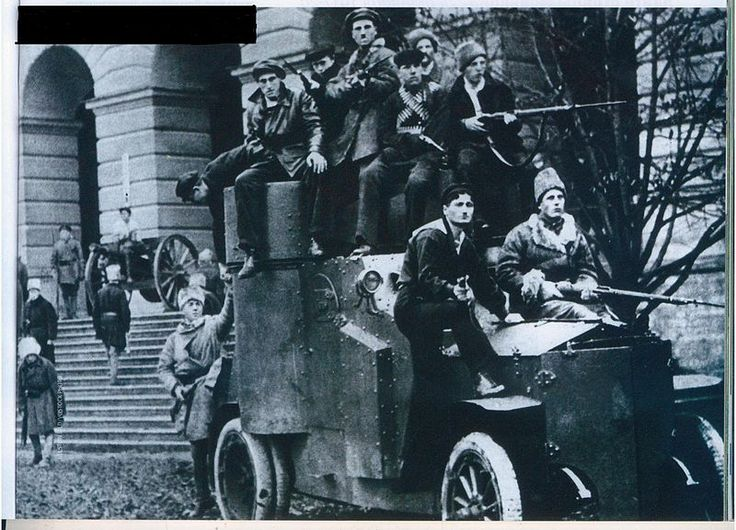a history of the bolshevik revolution Lenin and the bolsheviks nikolai lenin (vladimir ilyich ulyanov, 1870-1924) was a russian revolutionary and student of marx who was out for revenge after his older.