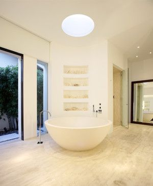 Create Photo Gallery For Website  Round Bathtub Design Ideas And Decors That Go With Them