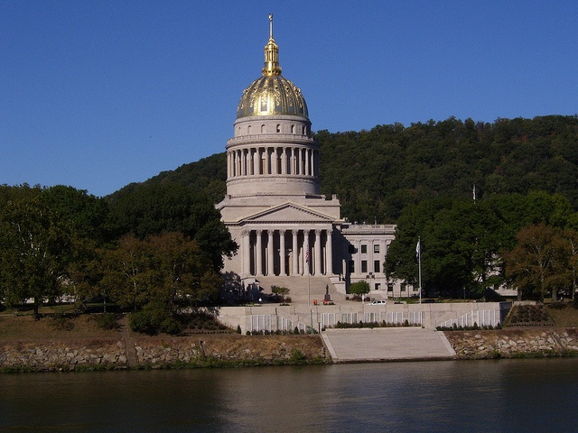 Charleston WV - West Virginia State Capitol Building