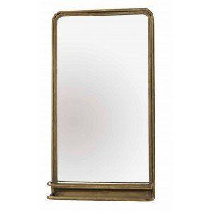 Kingston Mirror with Shelf
