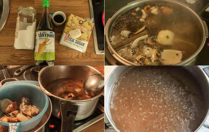 """Cómo hacer """"Pho"""" o sopa vietnamita"""