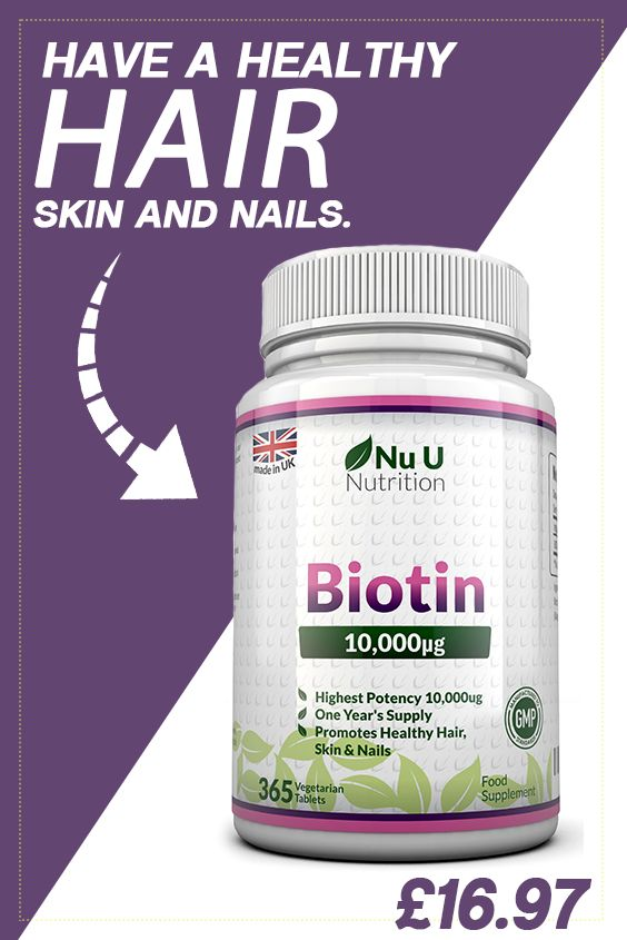 CLICK TO PURCHASE - #Biotin Hair Growth Supplement, 365 Tablets (Full Year Supply) Biotin 10,000MCG