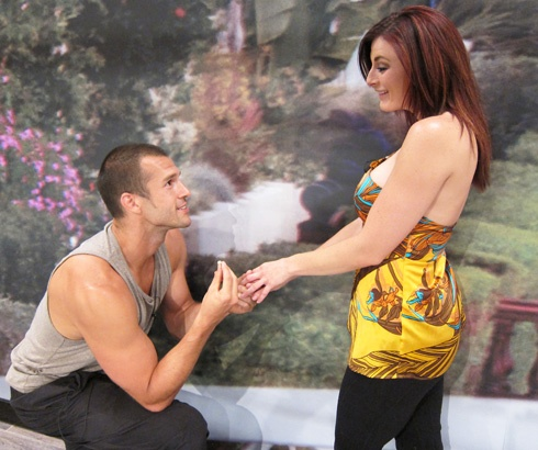 Brendon Villegas and Rachel Reilly, Big Brother and The ...