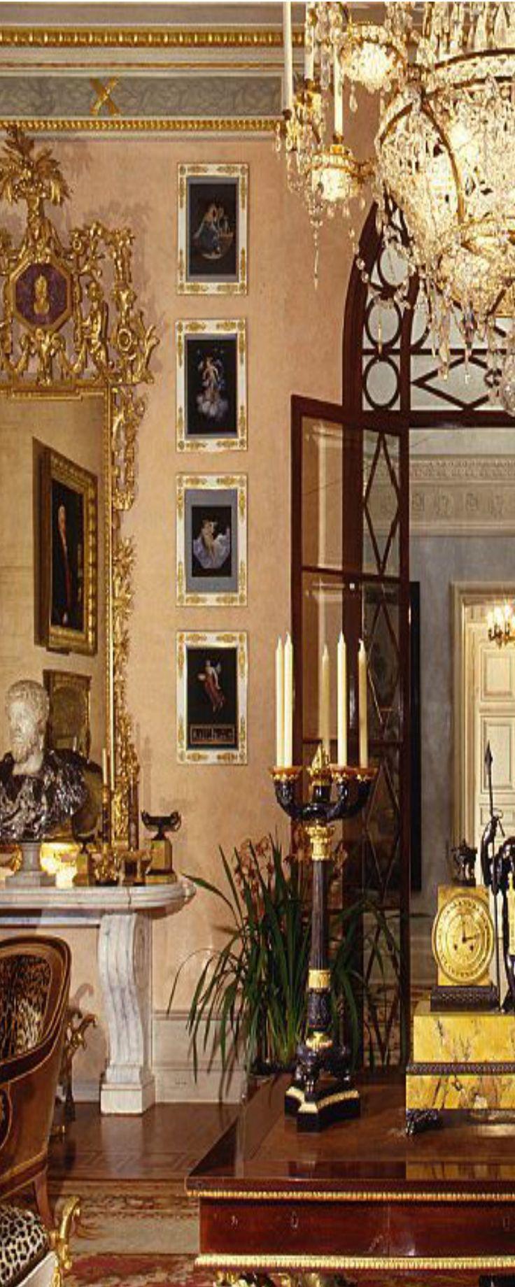 Decor Luxury InteriorsInteriors HomeFrench ...