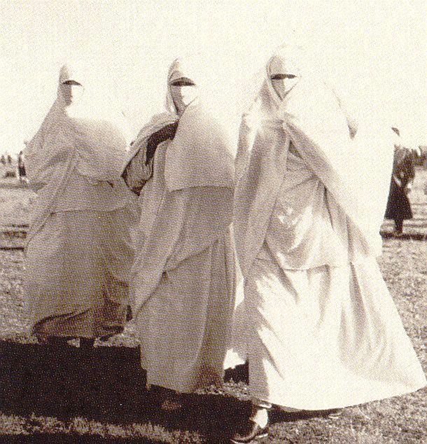 femmes marocaines des années 30