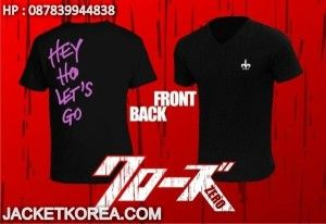 Kaos Crows Zero - Heyho Lets Go