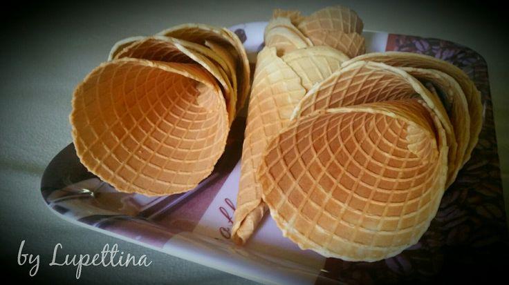 Waffle cone by Lupettina