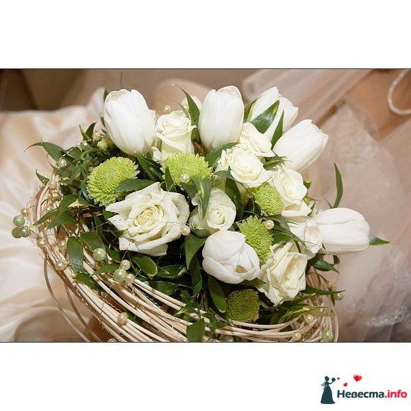 Декор зала, Свадебное оформление и флористика, Букет невесты