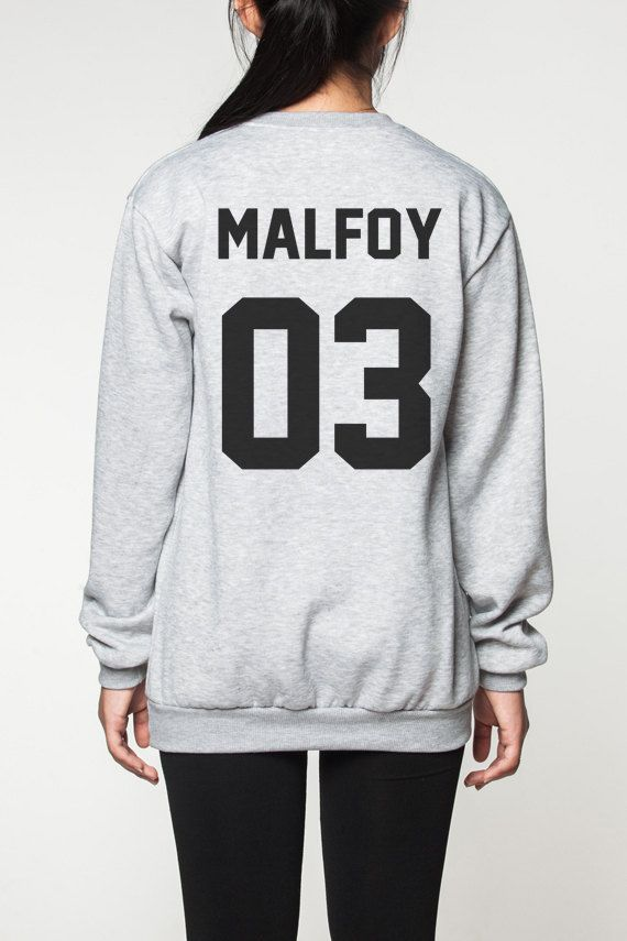 Harry Potter t-Shirt Frauen Pullover Sweatshirt von OnemoreToddler