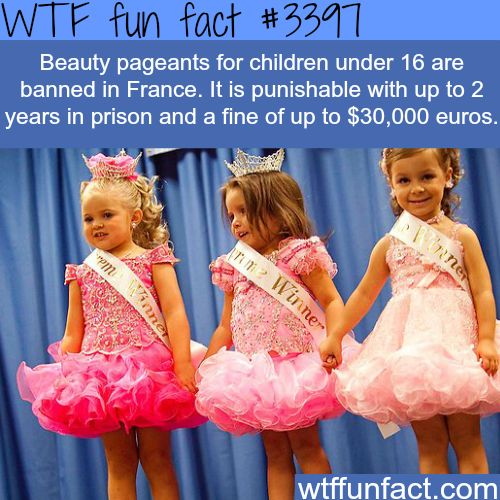 best the f word images girl power  beauty pageants should be banned for kids wtf fun facts