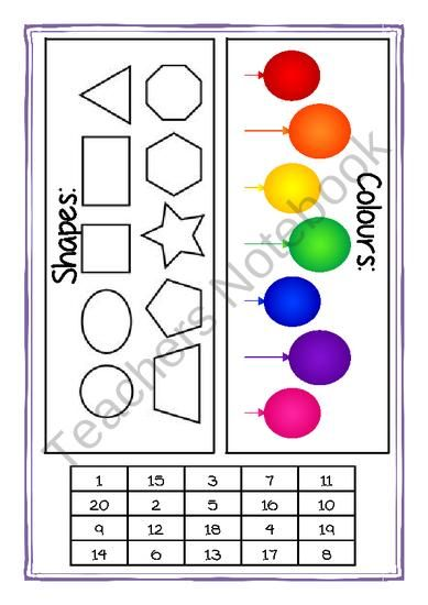A great assessment tool for preschool
