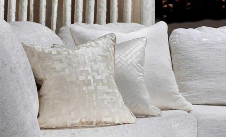 Zinc Cushions ~ The Romo Group