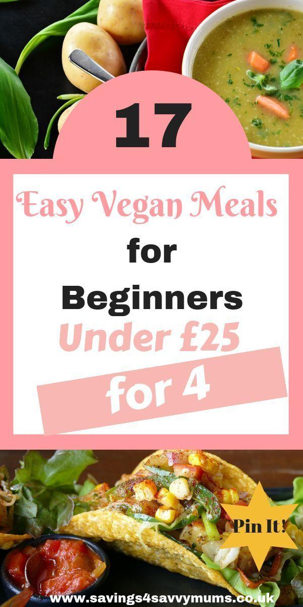 51 Quick Vegan Meals on a Budget