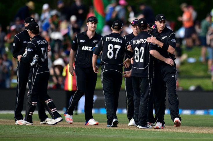Opener Tom Latham's highest score 137 set New Zealand up for a crushing 77(seventy seven-run) victory over Bangladesh of their opening one-day