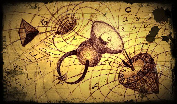 """Митио Каку – известный физик-теоретик, футурист и автор бестселлеров – разработал теорию, которая доказывает существование Бога с помощью так-называемой Теории Струн.  Теория Струн предполагает, что кажущееся разнообразие элементарных частиц – это в действительности """"колебательные состояния"""".  Д"""