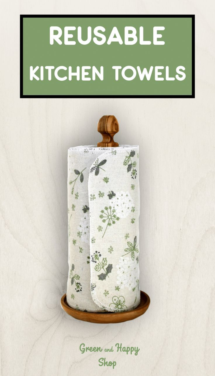 Reusable Paper Towel Roll Is A Great Alternative For Disposable Paper Towels These Are Great Zero Wa Reusable Paper Towels Zero Waste Kitchen Zero Waste Gifts