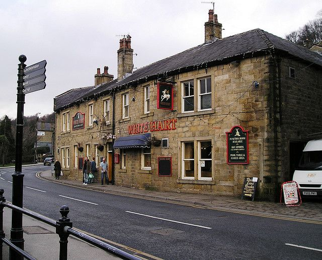 White Hart Holmfirth | Flickr - Photo Sharing!