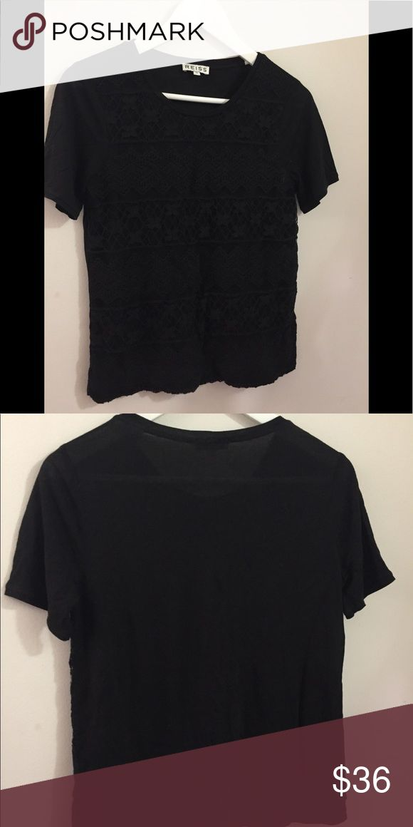 REISS TOP Pre-owned no flaws Reiss Tops