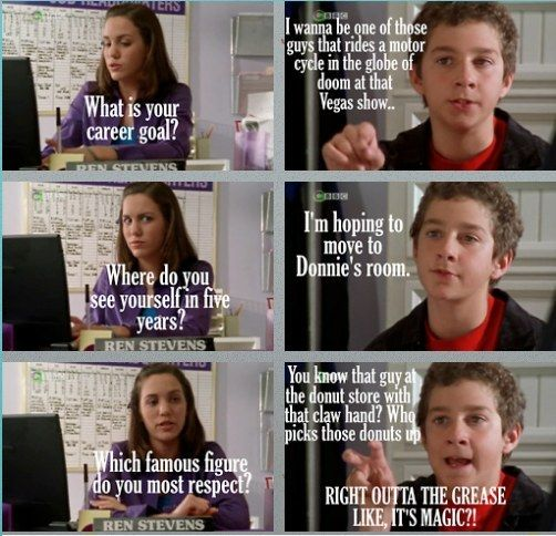 "While simultaneously dreaming big and setting lofty goals for yourself: | Community Post: 26 Signs You're Actually Louis Stevens From ""Even Stevens"""