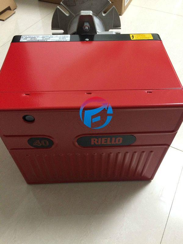 40 gs 5 riello一段操作ガスバーナーでMBDLE405弁オリジナル新でボックス