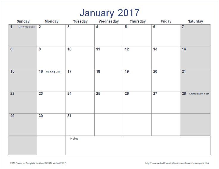 17 Parasta Ideaa: Calendar Templates Pinterestissä