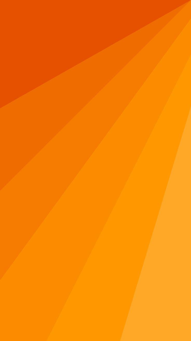 Wallpaper flat orange_v2 Wallpaper flat orange_v2