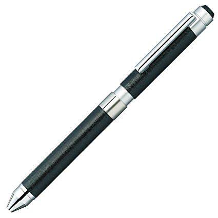 Amazon | ゼブラ 多機能ペン シャーボX CL5 SB15-LDB レザーオーシャン | 多機能ボールペン | 文房具・オフィス用品