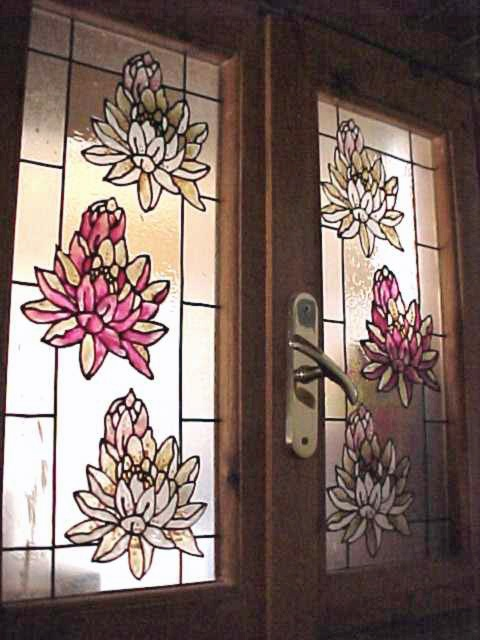 17 best images about painting designs on pinterest - Glass window painting ideas ...