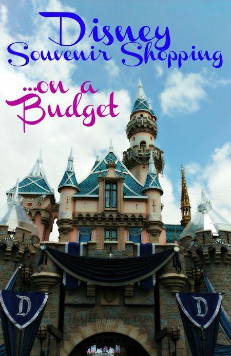 Use these tips for Disney Souvenir Shopping on a Budget to take home the Disneyland and Disney World keepsakes you really want without breaking the budget.