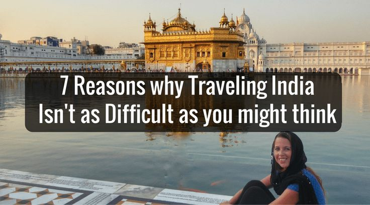 7 Reasons why Traveling in India isn't as Difficult as you might think - Why Traveling in India isn't as actually as hard as you mightimagine  Many people think that traveling in India is difficult, or even dangerous...  While I'll admit that, especially at first, traveling in Indiacan be a bit …
