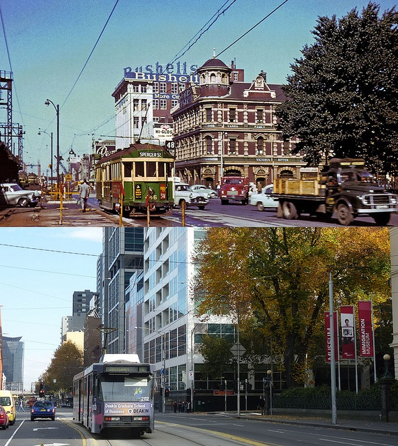 Flinder Street 1959 / 2011 by AC Studio, via Flickr
