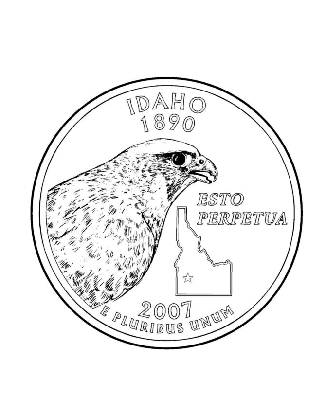 41 best idaho history images on pinterest 50 states, american Flag of Idaho to Color Boise State Science Boise State Broncos Wallpaper