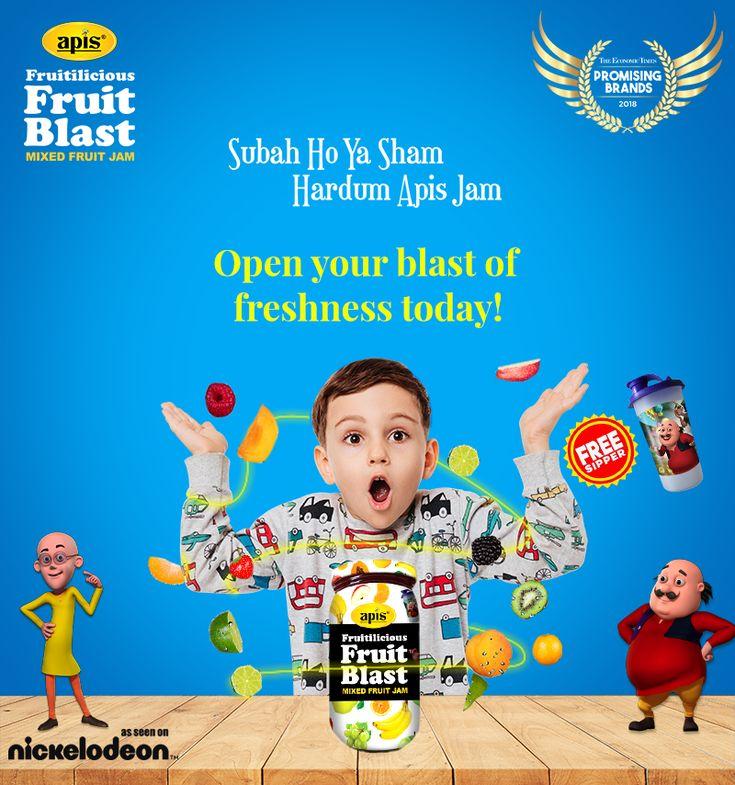APIS Jam - Top Jam Brand In India. Manufacturer of Best Quality Fruit Jam In India.