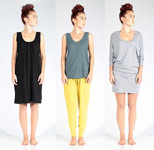 Clothes Designed For Travel at The Design Keeper with