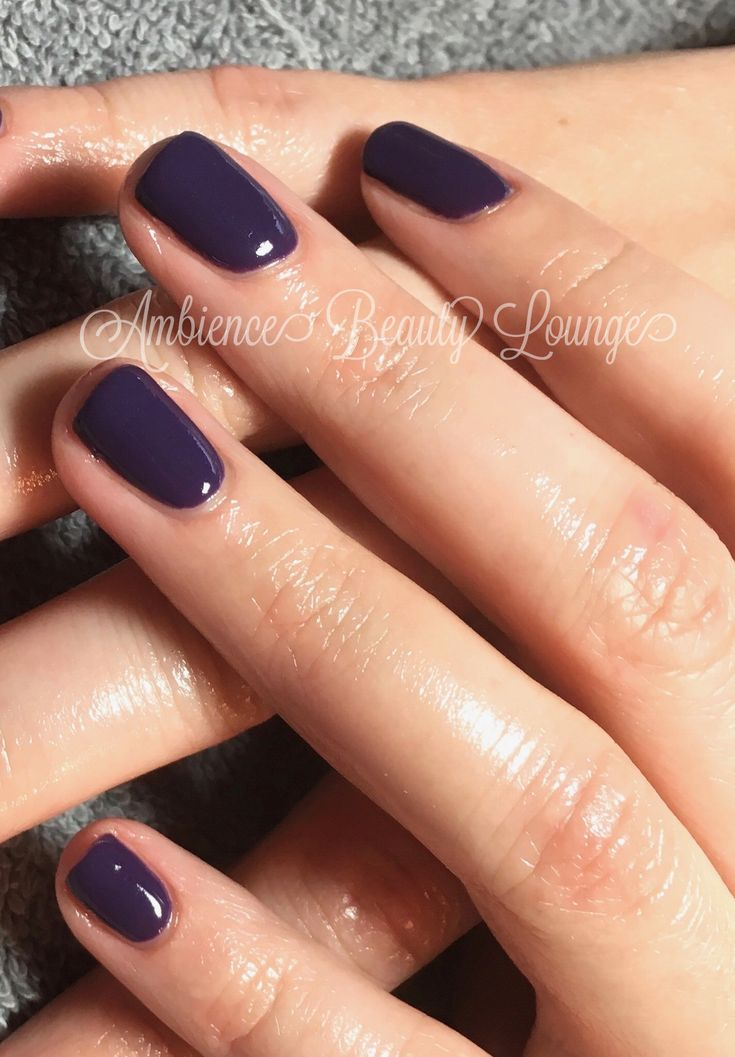 Gelish - Dont let the frost bite