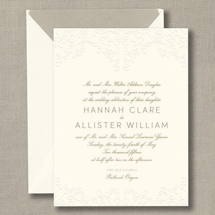 23 best Truly Wedding images on Pinterest | Wedding stationery ...