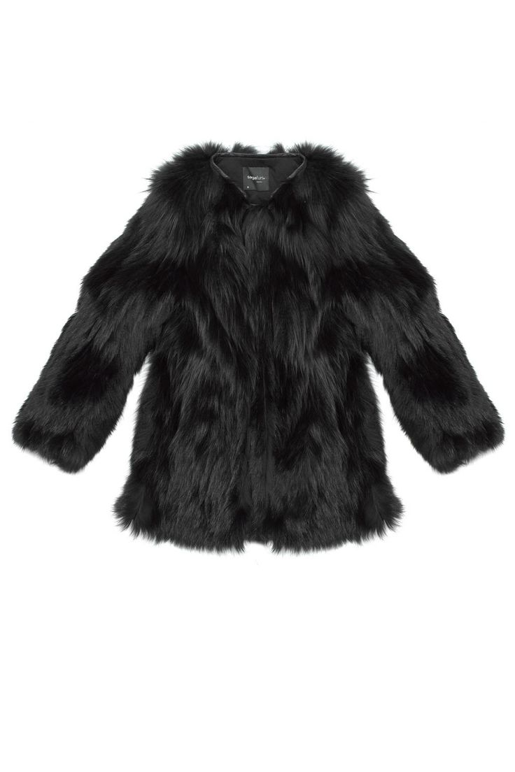Luxury Gifts for Women - Best Luxury Gift Ideas for Christmas 2013 - Harper's BAZAAR  US$10,700 fur jacket.  Cute!