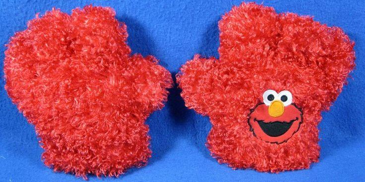 Elmo Sesame Street Red Tickle Me Hands Shake Giggle Sings  #SesameStreet