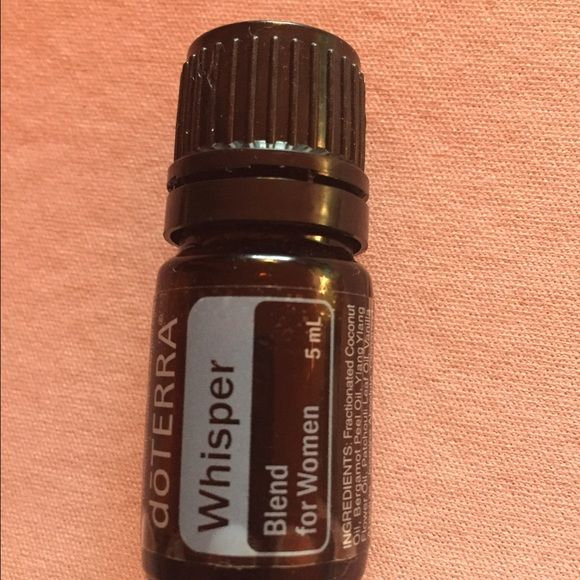 Doterra whisper women's blend Doterra whisper women's blend. Slightly used Doterra  Other