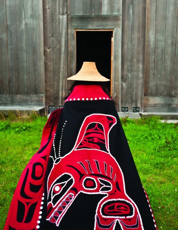 The Haida are an indigenous nation of the Pacific Northwest Coast of North America. #BC
