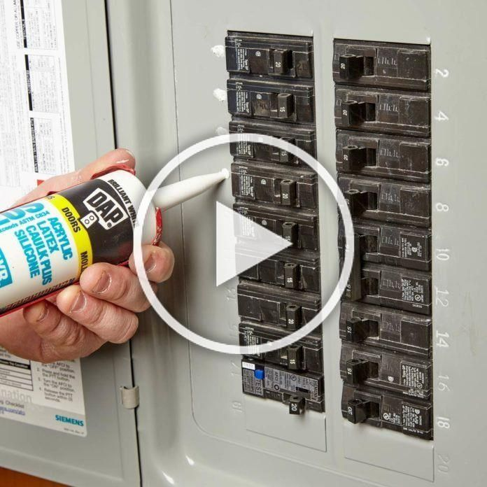 Diy electrical, Home repairs, Diy home repair, Home fix ...