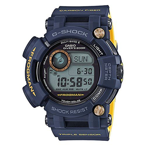 CASIO G Shock GSHOCK Frogman FROGMAN Mens Watch GWFD1000NV2JF *** Continue to the product at the image link. (This is an affiliate link) #GShockWatchforMen