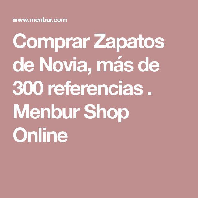 Comprar Zapatos de Novia, más de 300 referencias . Menbur Shop Online
