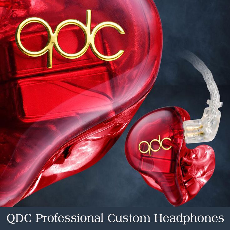 Cheap headphones skeleton, Buy Quality headphone sd directly from China headphone dac Suppliers: Original QDC 3S Professional Custom Headphones For DJ Tuner/Music Producer/Singer Headset With HiFi Music DHL Free Shipping