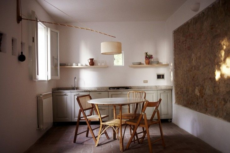Villa Lena Bedroom, Designed by Clarisse Demory, Photograph by Coke Bartrina | Remodelista