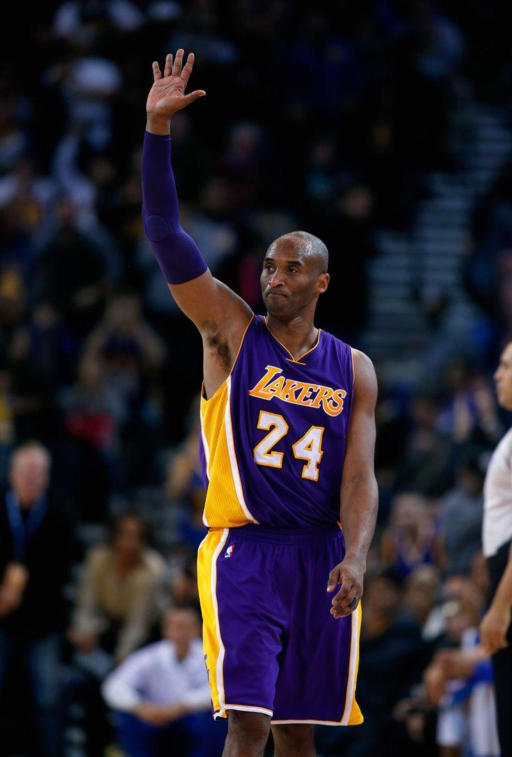 Kobe Bryant tops list of starters for his final AllStar