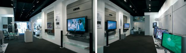 Loewe Gallery Girona, una botiga del segle XXI. Punts de llum de tota la casa, televisió, àudio i vídeo, persianes, alarmes, calefacció i aire condicionat... Controlar-ho tot amb un sol comandament ja és possible. És un canvi de filosofia que personalitza Loewe Gallery Girona. TopGirona nº 33
